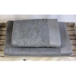 Ręcznik Bambus szary
